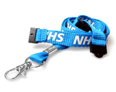nhs double metal clip 230